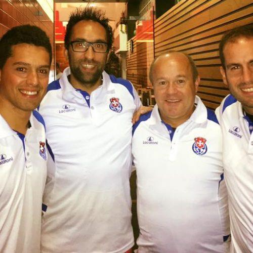 FCOH – Já é conhecida a nova equipa técnica para o futebol sénior