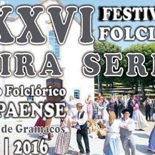Festival de Folclore volta a animar São Paio de Gramaços