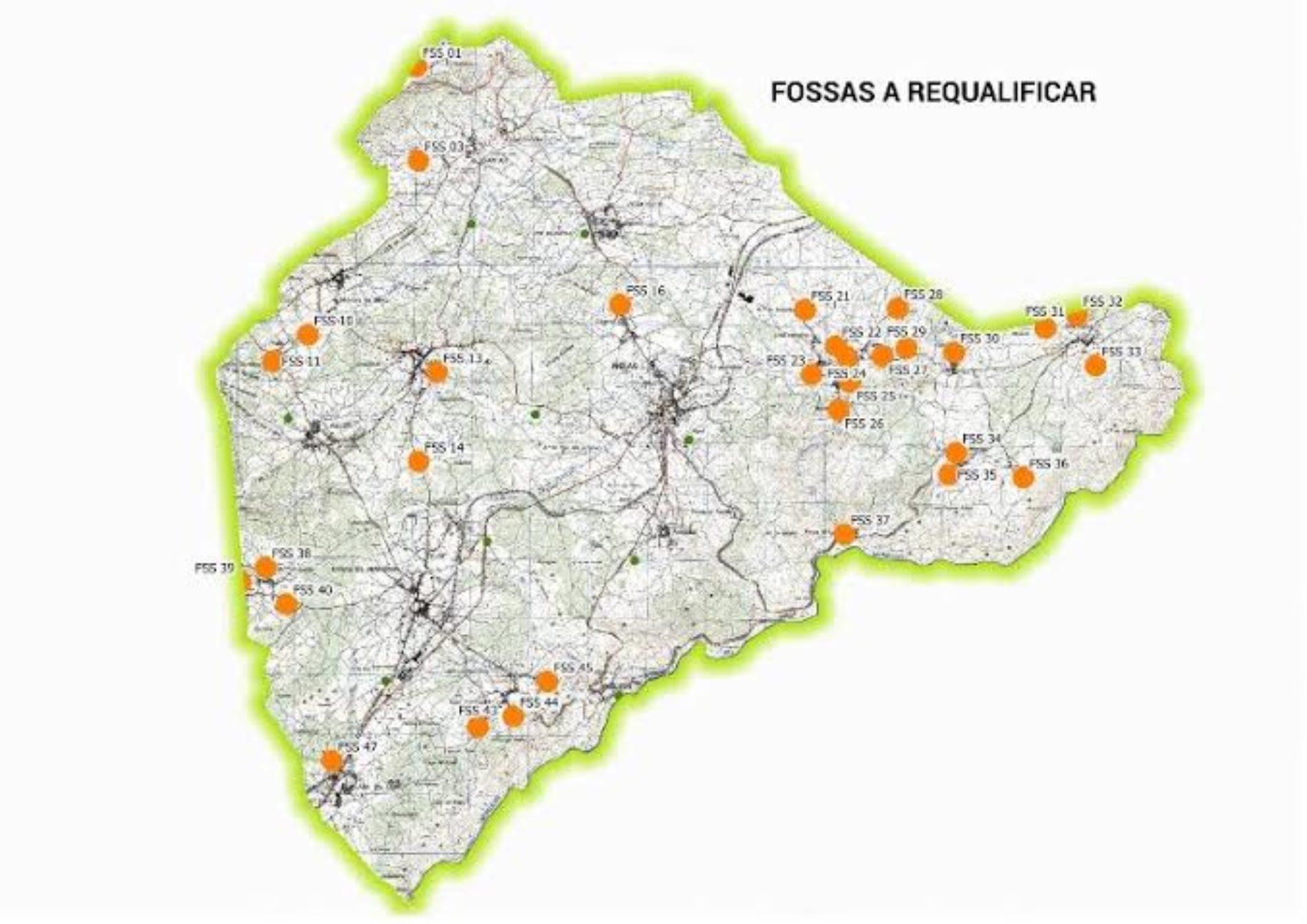 Endesa apoia requalificação de fossas em Nelas em contrapartida pela não construção da barragem de Girabolhos