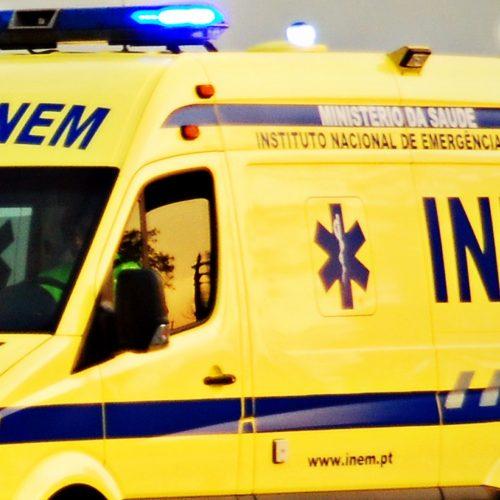 Despiste provoca um morto no IC12 em Viseu
