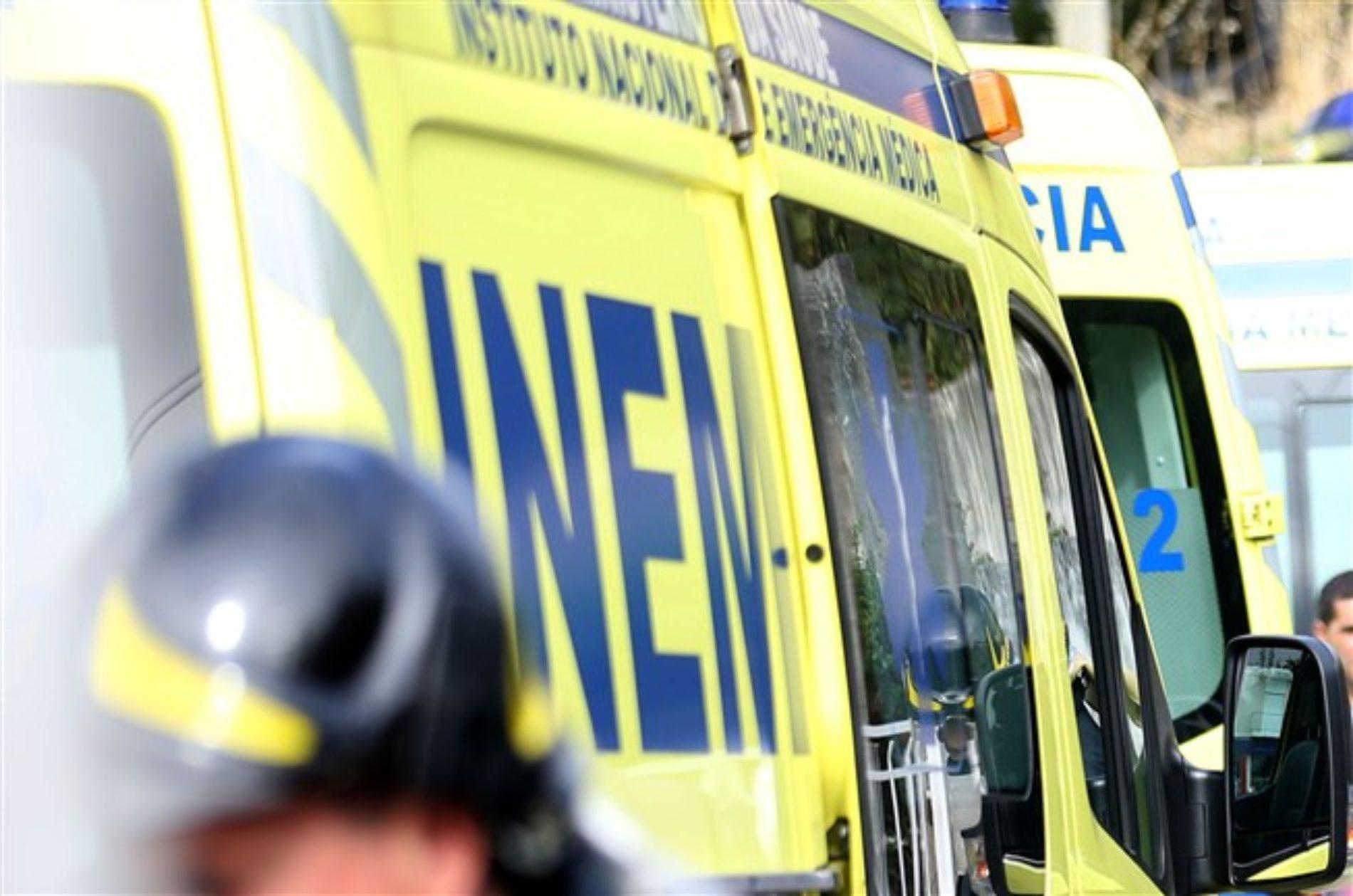 Guarda: Explosão causa um ferido ligeiro