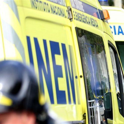 Colisão causa um morto e dois feridos graves em Vila Nova de Paiva