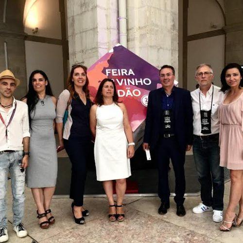 """Nelas apresentou 25ª Feira do Vinho do Dão no """"Dão Capital"""""""