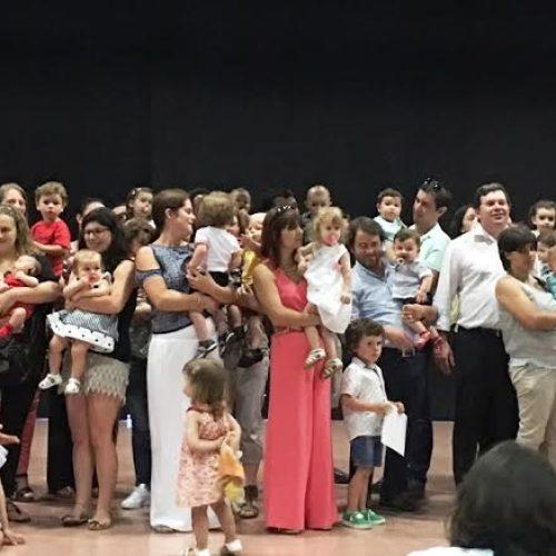 Município de Penacova  investiu 165 mil euros no apoio à natalidade