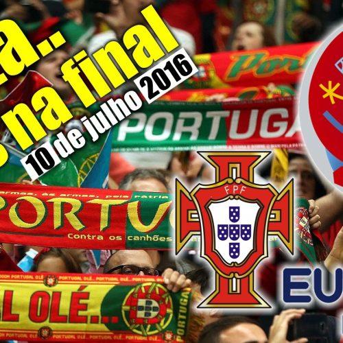 Portugal bate País de Gales por 2-0 e está na final.