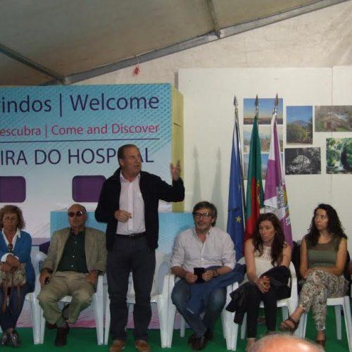 Executivo municipal reuniu com autarcas na EXPOH 2016