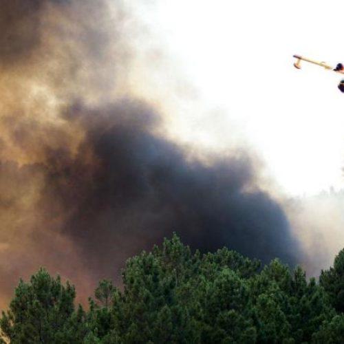 Incêndios: Termina hoje a Fase Delta