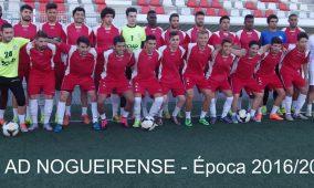 Nogueirense disputa 1ª Eliminatória da Taça de Portugal com o Mortágua