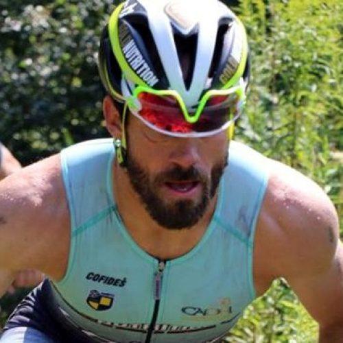 O oliveirense Rafael Delaunay Gomes obteve o 31º lugar no Campeonato da Europa de triatlo todo-o-terreno realizado este mês de agosto.