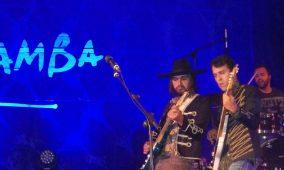 """""""The Black Mamba"""" animou a sexta noite da EXPOH"""