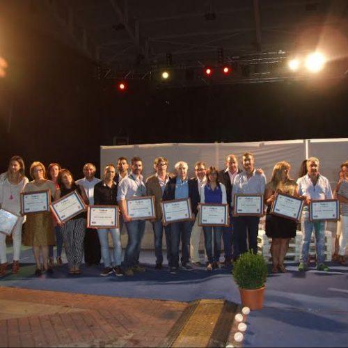 Município de Oliveira do Hospital presta reconhecimento público a Empresas Solidárias na EXPOH