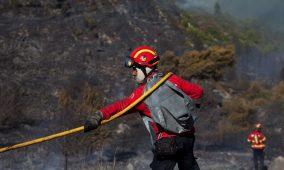 Concelhos de Arganil e Pampilhosa da Serra em risco máximo de incêndio
