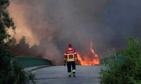 Proteção Civil decretou alerta vermelho. Coimbra entre os dez distritos em risco