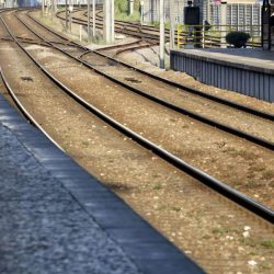 Atropelamento ferroviário causou um morto na linha do Norte em Coimbra