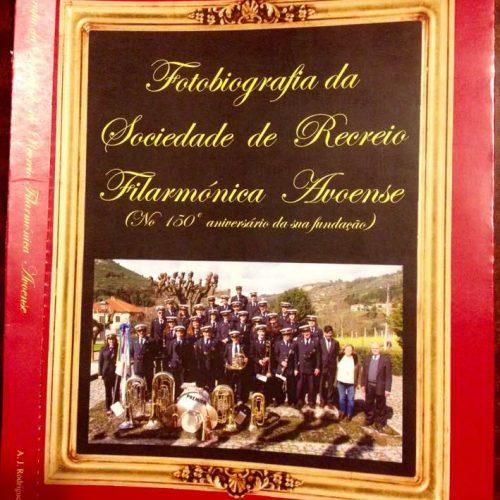 Rodrigues Gonçalves lança livro sobre os 150 anos da Filarmónica de Avô