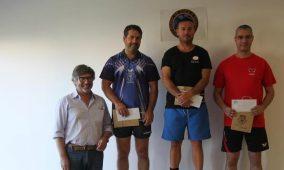 Sérgio Pina venceu o 16º Torneio Aberto de Ténis de Mesa