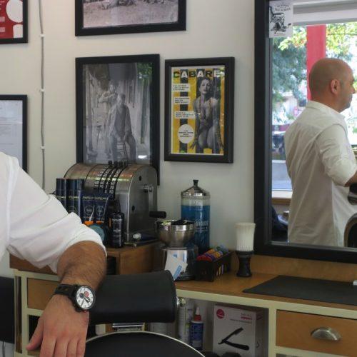 """A """"Barbearia Moderna"""" é já uma barbearia de sucesso em Oliveira do Hospital"""