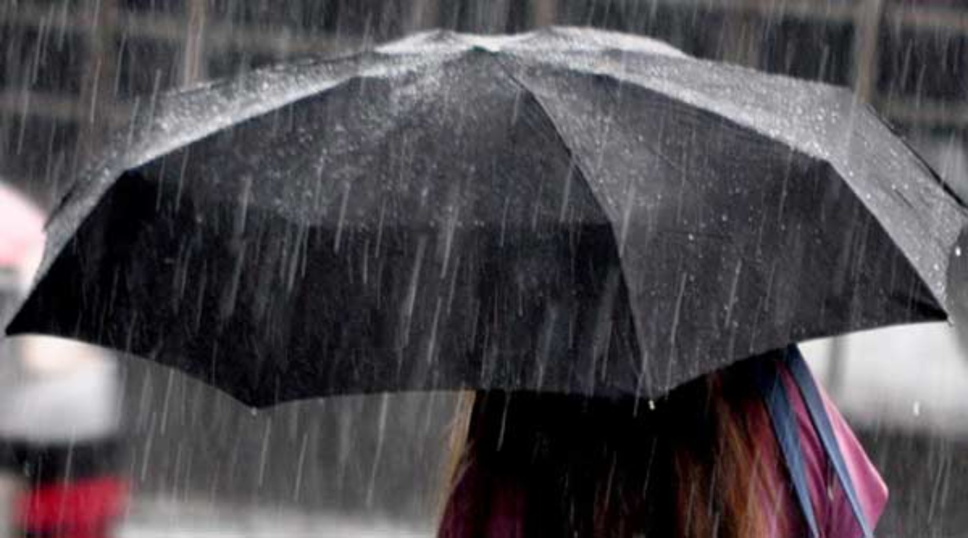Fim de semana com descida de temperatura, chuva e trovoada