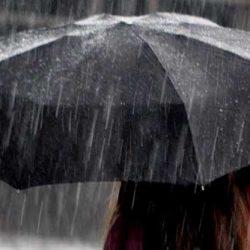 Proteção Civil emite aviso à população devido a precipitação e agitação marítima
