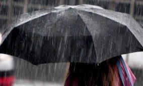 Chuva deixa todos os distritos sob aviso amarelo