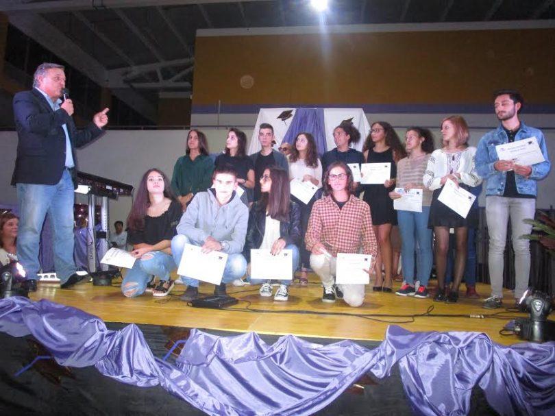 Agrupamento de Escolas de Oliveira do Hospital distinguiu alunos com diplomas de mérito