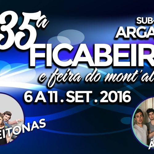 35ª FICABEIRA e Feira do Mont'alto arranca hoje em Arganil