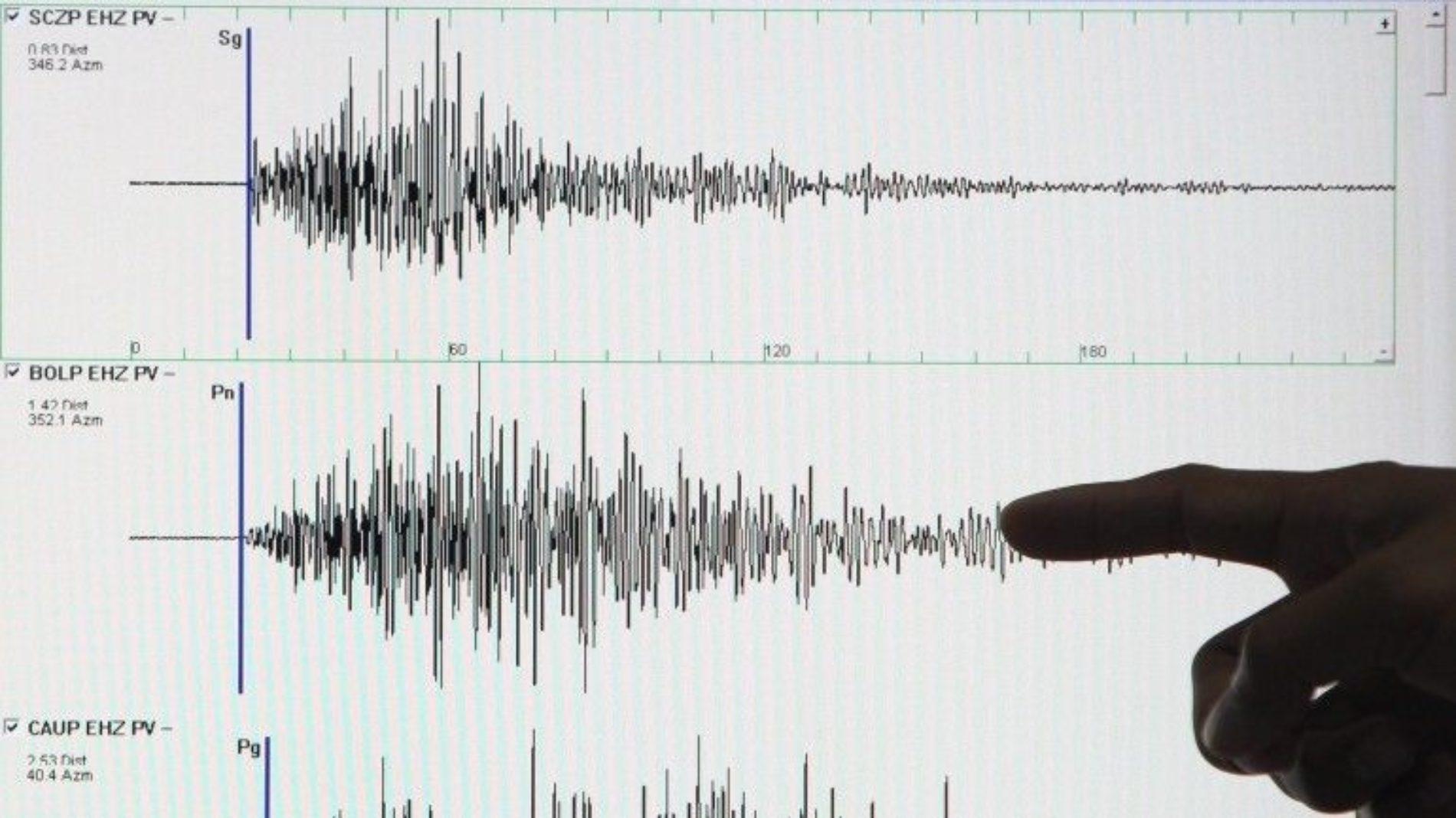 Sentido sismo de magnitude 2,8 na zona de Góis