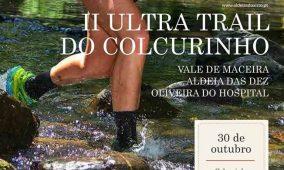 II Ultra Trail do Colcurinho realiza-se a 30 de outubro