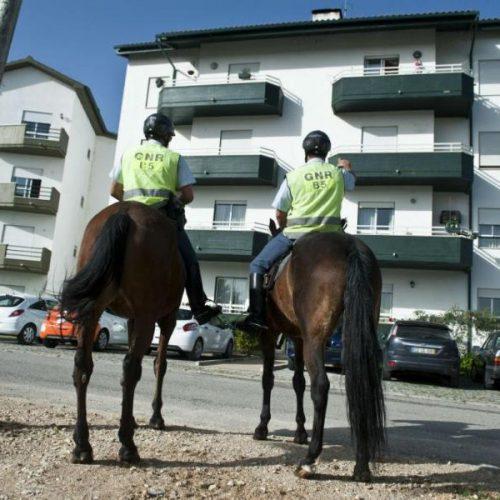 Militar da GNR de Pinhel morre na sequência de queda de cavalo
