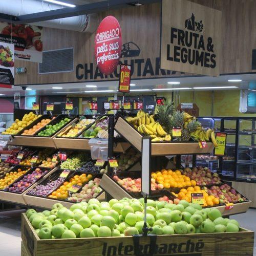 Intermarché abriu loja renovada em Oliveira do Hospital e avança com posto de combustível
