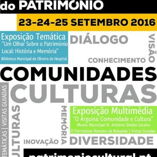 Município de Oliveira do Hospital participa nas Jornadas Europeias do Património