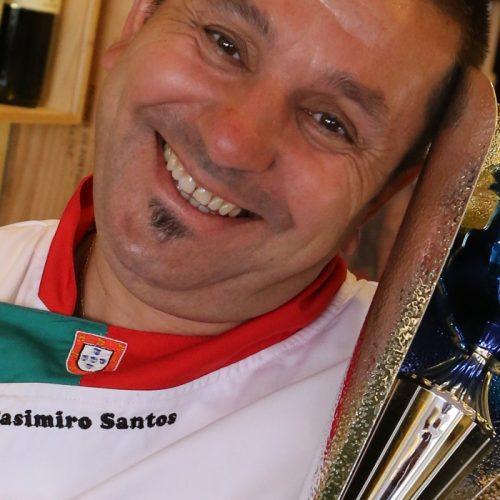 Casimiro Santos, do L'artista, é dos melhores pizzaiolos do mundo