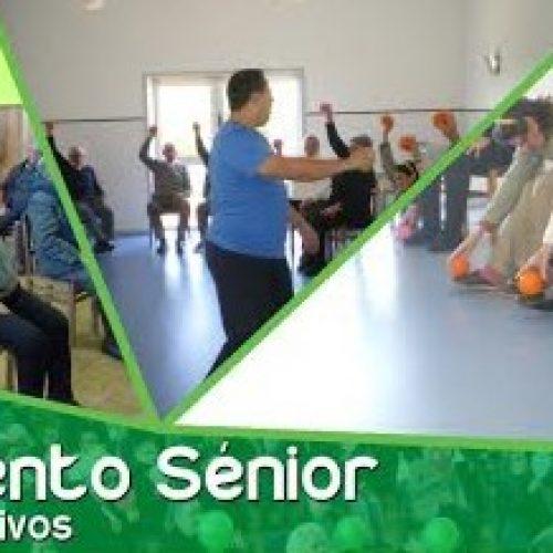 Mais de 200 idosos envolvidos no Projeto Movimento Sénior em Tábua