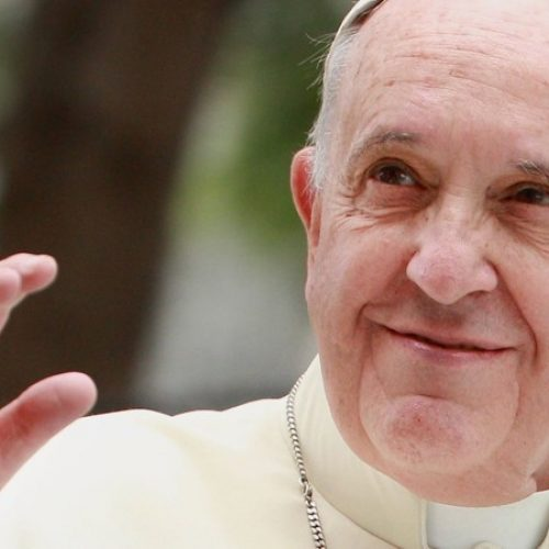 Papa confirma visita a Fátima em 2017