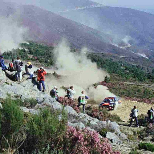 Rali Serra do Açor em Arganil, Tábua e Oliveira do Hospital
