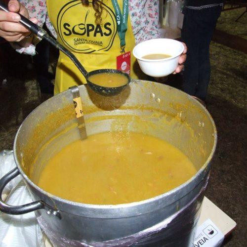 Sopas reinaram em mais um Festival em Santa Ovaia
