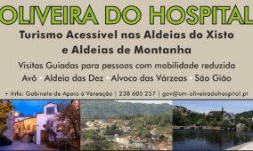 Município de Oliveira do Hospital assinala Dia Mundial do Turismo