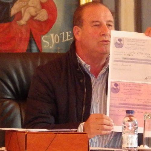 """Autarca de Oliveira do Hospital leva recibo """"falsificado"""" que envolve Liga de Melhoramentos de Aldeia de Nogueira ao Ministério Público"""