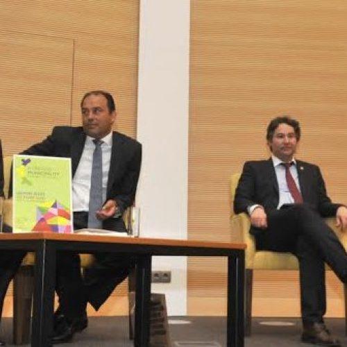 """Oliveira do Hospital convidado a dar testemunho do projeto """"A Friendly Municipality"""""""