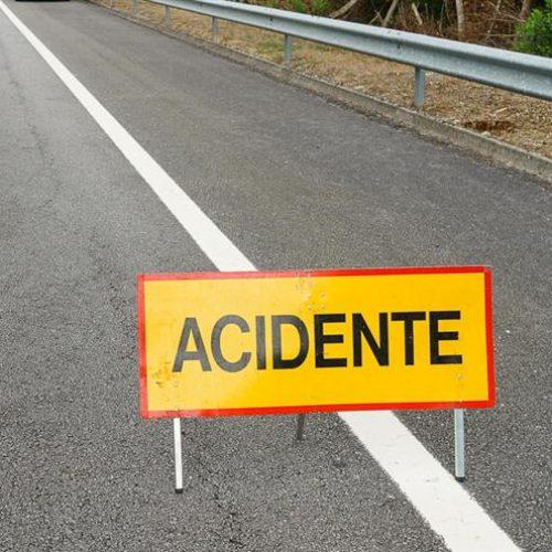 Região: Acidente causou três feridos