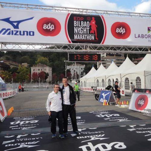 Atletas de Seia com boa prestação na Maratona de Bilbao