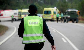 Terceiro GNR ferido a tiro na caça aos suspeitos do assalto que provocou dois mortos em Aguiar da Beira