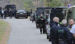 """Mantém-se a """"caça ao homem"""" que matou um GNR e um civil em Aguiar da Beira"""