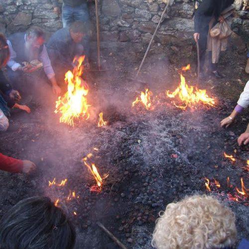Aldeia das Dez prepara a XV Festa da Castanha