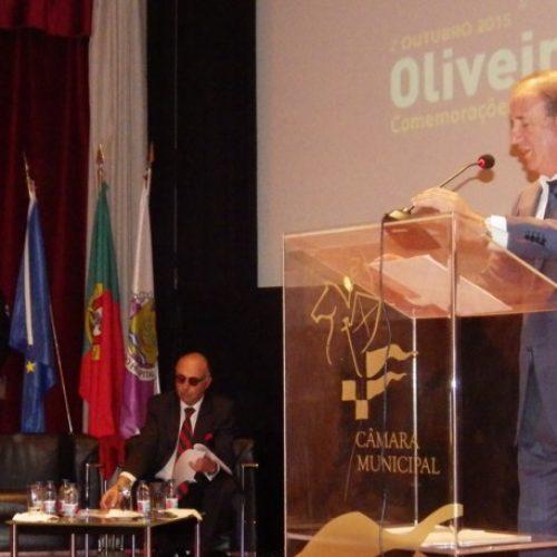Oliveira do Hospital comemora o Feriado Municipal (Emissão especial na Boa Nova)