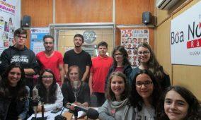 """A Escola e o Meio"" na Rádio Boa Nova, pelo 6.º ano consecutivo"