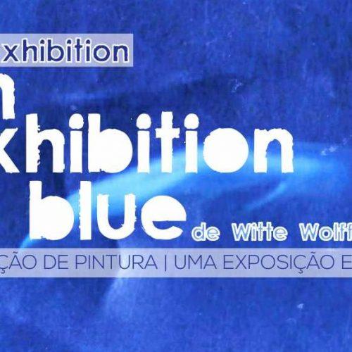 """Casa da Cultura acolhe """"Uma Exposição em Azul"""" no âmbito do feriado municipal"""