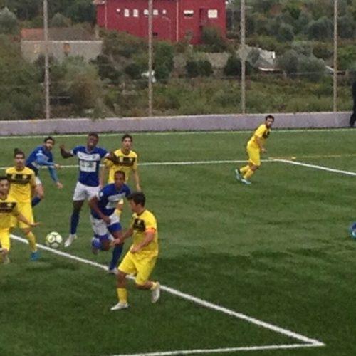 FCOH vence o Febres por 2-1 em jogo do Distrital de Honra – 5ª jornada