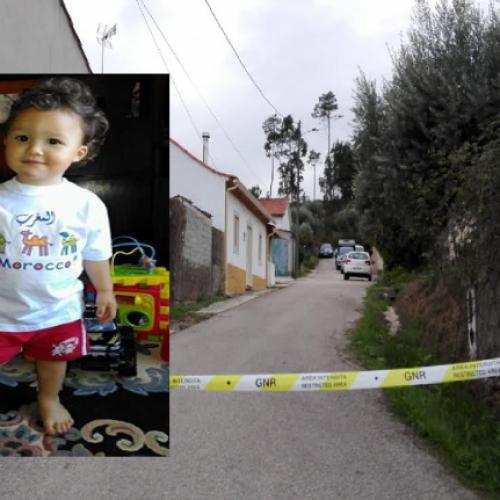 Bebé Martim encontrado com vida