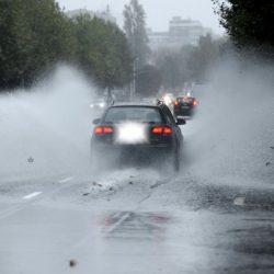 Proteção Civil alerta para agravamento do estado do tempo. Chuva forte até sábado e depois tempo frio e seco